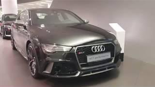 2019 Audi RS7 review (Urdu)