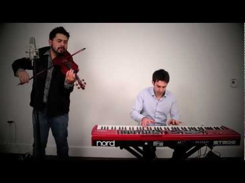 """Marry You"" Canon - Wedding Mashup for Violin and Piano"