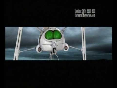 War of the Worlds Live Stage Show 2010 TV Advert