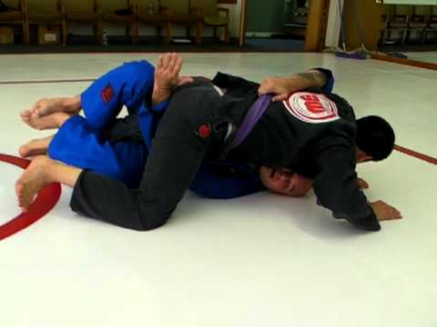 2 Best Half Guard Sweeps - Brazilian Jiu-Jitsu Black Belt Half Guard Image 1