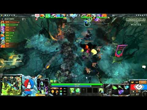 LGD vs VG - Game 3 (G-League)