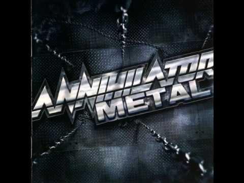 Annihilator - Chasing The High