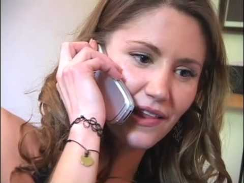 Leah's First Phone Sex Call