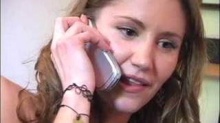 Leah's First Phone Sex Call