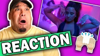 Demi Lovato - Sorry Not Sorry (Music Video) REACTION