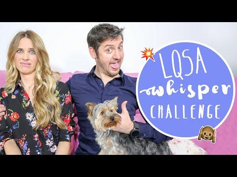 Whisper Challenge LQSA - Vanesa Romero TV