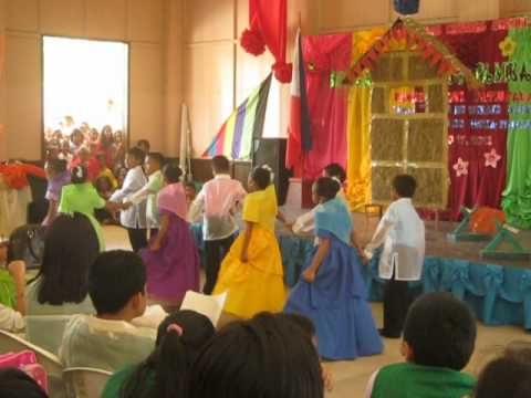 Dancing Polka Sa Nayon........ Zamboanga West Central School..... video