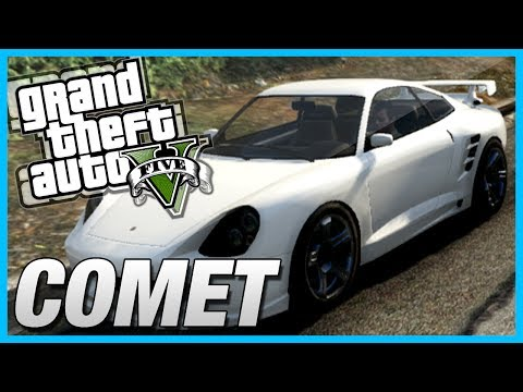 GTA 5 Online Car Reviews: Pfister Comet