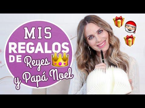 Regalos de Reyes y Papá Noel - Vanesa Romero TV