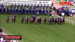 2017 - BMW Caulfield Cup - Boom Time