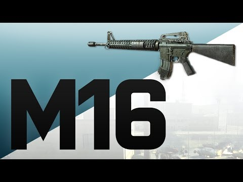 Best Guns of Call of Duty: COD4 M16 (Episode 1)