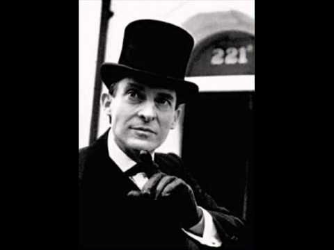 The Adventures of Sherlock Holmes-221B Baker Street
