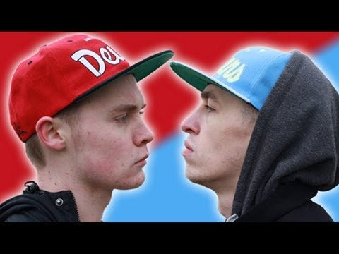 Manchester Rap Battle - Blizzard (MUFC) vs Shotty Horroh (MCFC)