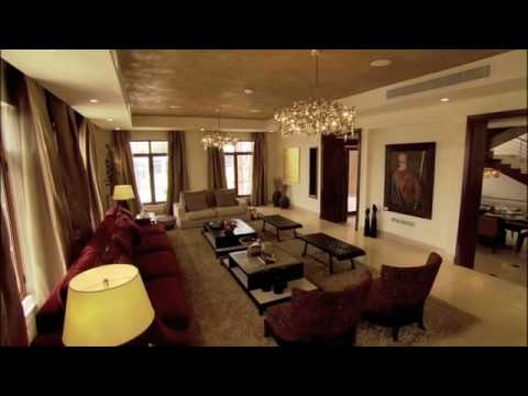 Jumeirah Islands Mansions - Luxury Living