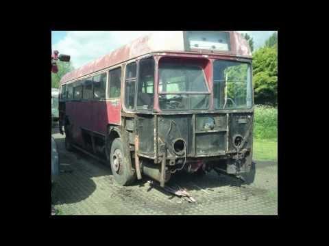 LONDON TRANSPORT RF395 Restoration