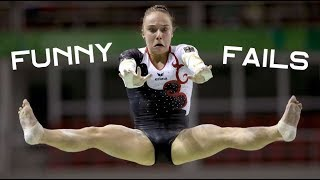 Funny GYMNASTICS fails | compilation