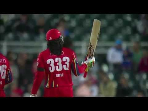 Chris Gayle 2014 Highlights|The Gallis|