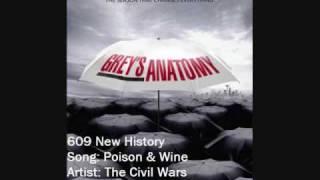 Watch Civil Wars Poison & Wine video