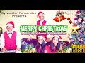 New Song Merry Christmas ( New Official English Christmas Carol Song Video) 4K