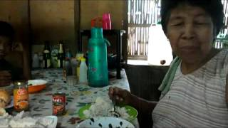 MIRACLE LEAF BREAKFAST COOK  OUT BY FILIPINA WIFE  A BRITISH AMERICAN EXPAT LIFESTYLE VIDEO