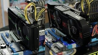 ASUS GTX 680 Direct CU II vs Reference_ GPU Boost, Overclocking, Temps & More!