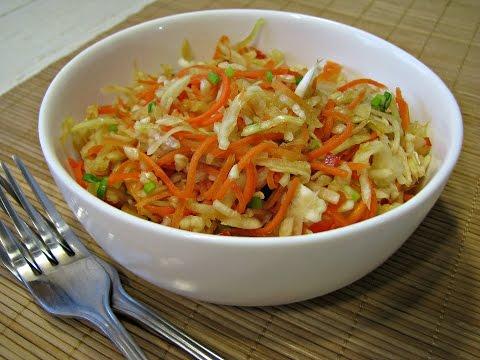 Как сделать корейский салат из моркови