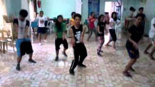 download lagu Hallelujah - Lecraekkb Tondo Dance Wokshop gratis
