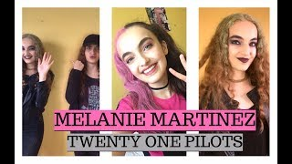 HEATHENS MAD HATTER MASH UP Twenty One Pilots & Melanie Martinez | Musical.ly
