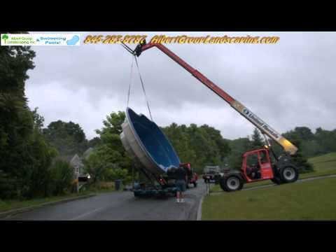 Albert Group Pool Delivery.mp4 video