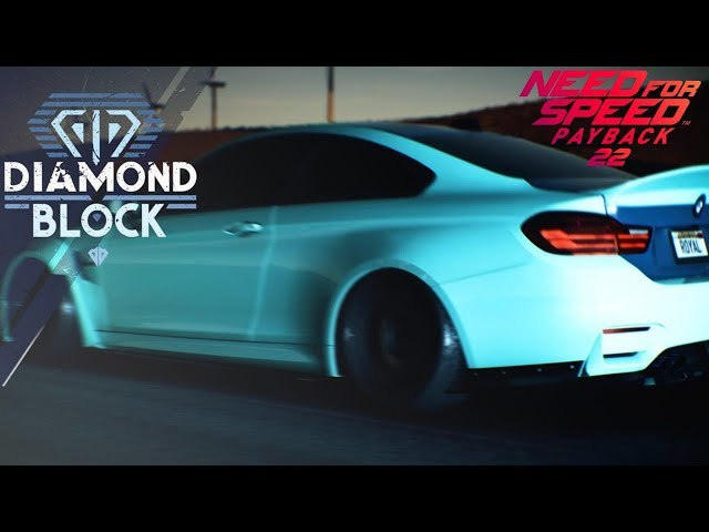 DIAMENTOWY BLOK | Need for Speed Payback #22