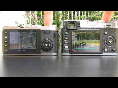 fujifilm x100 vs leica m9