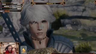 Mobius Final Fantasy - How to get Soldier 1st class Legendary Job!! (4 tries)