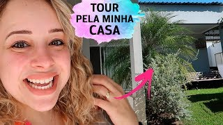 TOUR PELA MINHA CASA 🏡