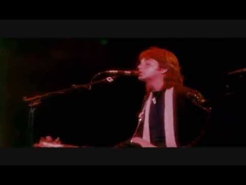 Paul Mccartney &amp; Wings &quot;Jet&quot; 1976