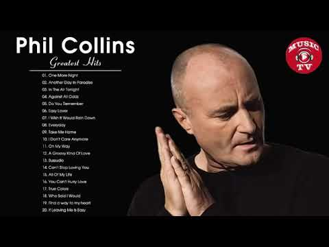Download PHIL COLLINS GREATEST HITS   BEST SONGS OF PHIL COLLINS Mp4 baru