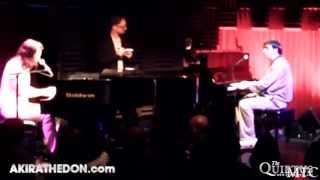 Chilly Gonzales VS Andrew W.K. - The Piano Battle