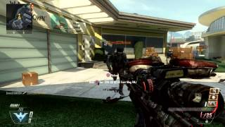 Black Ops 2 - Best Combat Training Bots!(Knife Only)