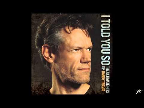 Randy Travis - Diggin up Bones2