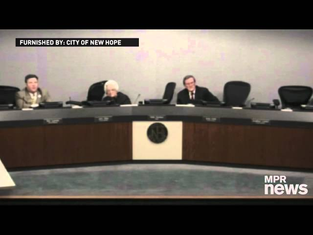 Shooting at the New Hope City Council meeting