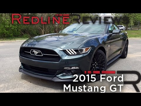 2015 Ford Mustang GT – Redline: Review