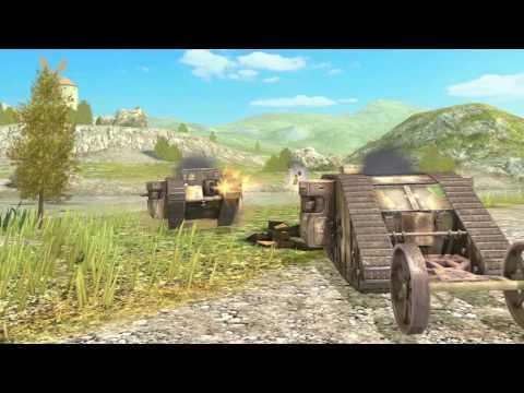 World of Tanks Blitz - 100 Years of Tanks Mark 1 Event Trailer