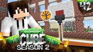 Minecraft Cube SMP S2: E42 - Ball is Life