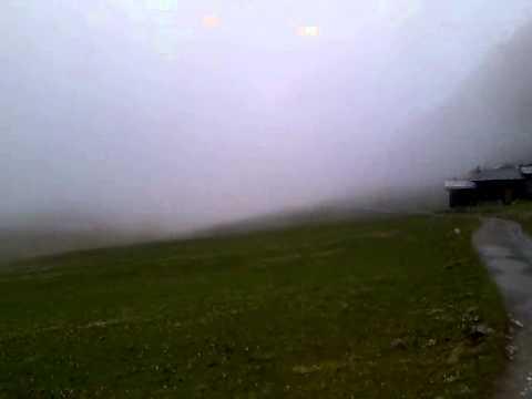 Nebbia in Val di Rezzalo - Fog