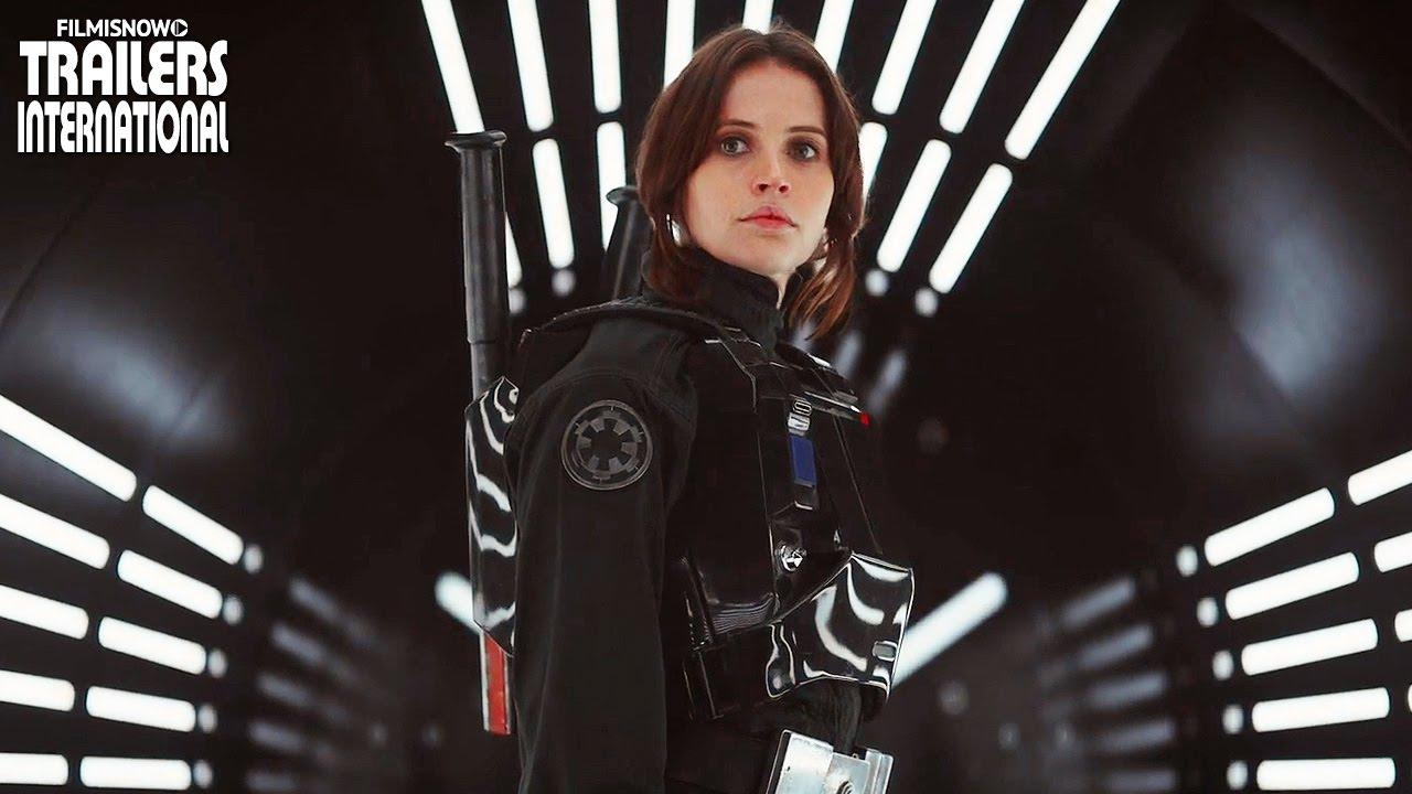 Rogue One – Uma História Star Wars | Novo Teaser Trailer [HD]