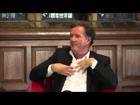 Piers Morgan - Murdoch a Genius