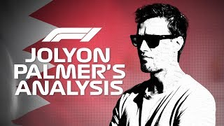 Jolyon Palmer Analyses the 2019 Bahrain Grand Prix