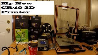 New CR 10 3D Printer