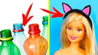 DIY Barbie Ideas | 12 Clever Barbie Hacks and Crafts