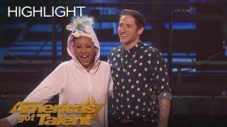 Samuel Comroe Judges Mel B As She Fails Epically At Stand Up Comedy   America