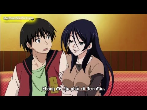 Gặp Tình Yêu Đích Thực Trong Quán Hát Karaoke Trọn Bộ Anime Nữ Sinh Trung Học Đảm Đang Đi Làm Thêm #1